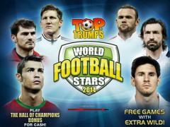 World Football Stars 2014 slotgames77.com Playtech 1/5