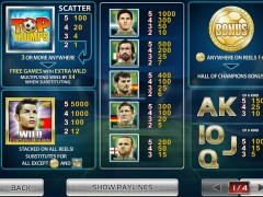 World Football Stars 2014 slotgames77.com Playtech 3/5