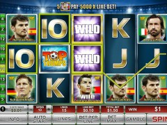 World Football Stars 2014 slotgames77.com Playtech 4/5