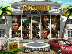Tycoons slotgames77.com Betsoft 1/5