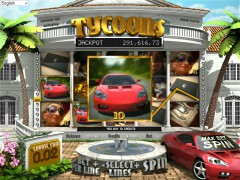 Tycoons slotgames77.com Betsoft 3/5