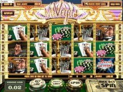 Mr. Vegas slotgames77.com Betsoft 3/5