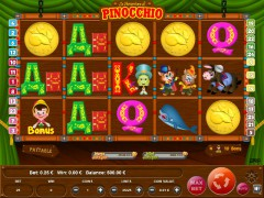 Pinocchio slotgames77.com Wirex Games 1/5