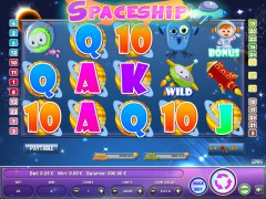 Spaceship slotgames77.com Wirex Games 1/5
