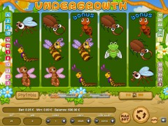 Undergrowth slotgames77.com Wirex Games 1/5