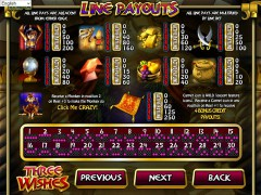 Three Wishes slotgames77.com Betsoft 2/5
