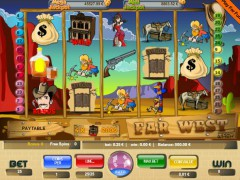 Far West slotgames77.com Wirex Games 1/5