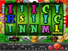 Lucky Letters slotgames77.com Wirex Games 5/5