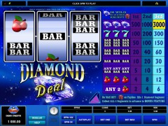 Diamond Deal slotgames77.com Quickfire 1/5