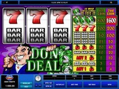 Don Deal slotgames77.com Quickfire 1/5