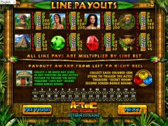 Aztec Treasures slotgames77.com Betsoft 2/5