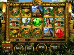 Aztec Treasures slotgames77.com Betsoft 4/5