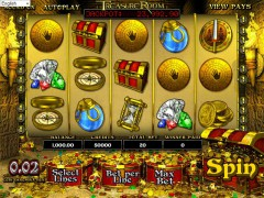 Treasure Room slotgames77.com Betsoft 1/5
