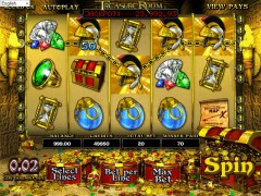 Treasure Room slotgames77.com Betsoft 3/5