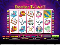 Dr Love slotgames77.com Microgaming 1/5