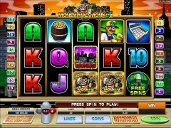 Money Mad Monkey slotgames77.com Microgaming 1/5