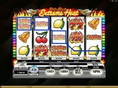 Retro Reels - Extreme Heat slotgames77.com Microgaming 4/5