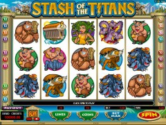 Stash Of The Titans slotgames77.com Microgaming 1/5