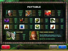 The Jungle II slotgames77.com Microgaming 2/5