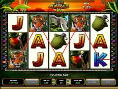 The Jungle II slotgames77.com Microgaming 4/5