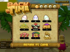Back in Time slotgames77.com Betsoft 2/5