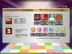 Disco Night Fright slotgames77.com Microgaming 2/5