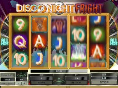 Disco Night Fright slotgames77.com Microgaming 3/5