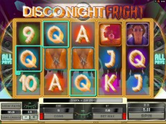 Disco Night Fright slotgames77.com Microgaming 4/5