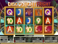 Disco Night Fright slotgames77.com Microgaming 5/5