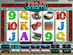 Vegas Dream slotgames77.com Microgaming 1/5