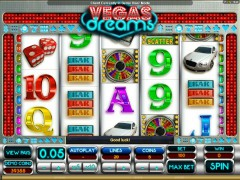 Vegas Dream slotgames77.com Microgaming 3/5