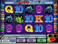 Supe It Up - Microgaming