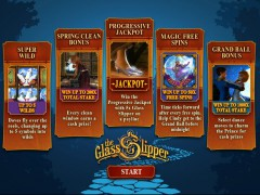 The Glass Slipper slotgames77.com Ash Gaming 1/5