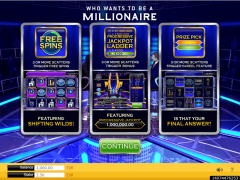 Who Wants to be a Millionaire - Ash Gaming
