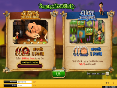 Bounty of the Beanstalk slotgames77.com Ash Gaming 1/5