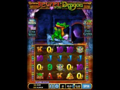 Jewel of the Dragon slotgames77.com Bally 1/5