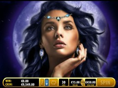 Moon Goddess slotgames77.com Bally 1/5
