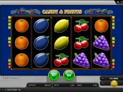 Candy & Fruits - Merkur