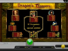 Dragon's Treasure slotgames77.com Merkur 2/5