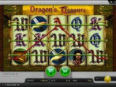 Dragon's Treasure slotgames77.com Merkur 3/5