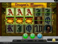 Dragon's Treasure slotgames77.com Merkur 4/5