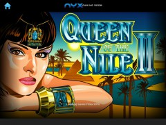 Queen Of The Nile 2 slotgames77.com Aristocrat 1/5