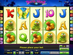 Beetle mania deluxe slotgames77.com Gaminator 1/5