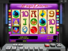 Magic princess slotgames77.com Novomatic 1/5