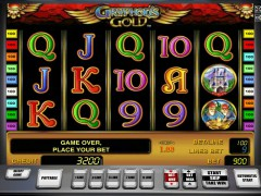 Gryphons gold slotgames77.com Greentube 1/5
