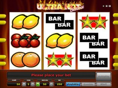 Ultra hot deluxe slotgames77.com Greentube 1/5