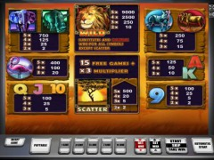 Safari heat slotgames77.com Greentube 2/5