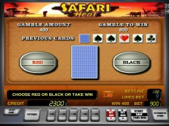 Safari heat slotgames77.com Greentube 5/5
