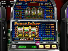Super Joker slotgames77.com Betsoft 1/5