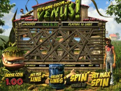 It Came From Venus Jackpot slotgames77.com Betsoft 3/5